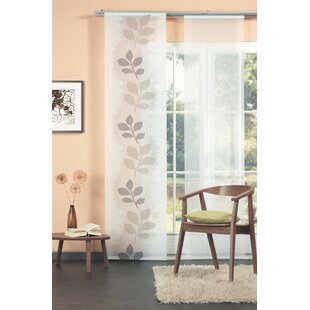 cudopabec panel curtains door crushed beautiful curtain voile
