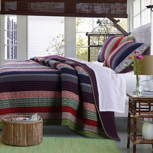 Marley Reversible Quilt Set