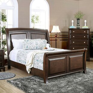 Coupon Roberson Sleigh Bed by Alcott Hill Reviews (2019) & Buyer's Guide