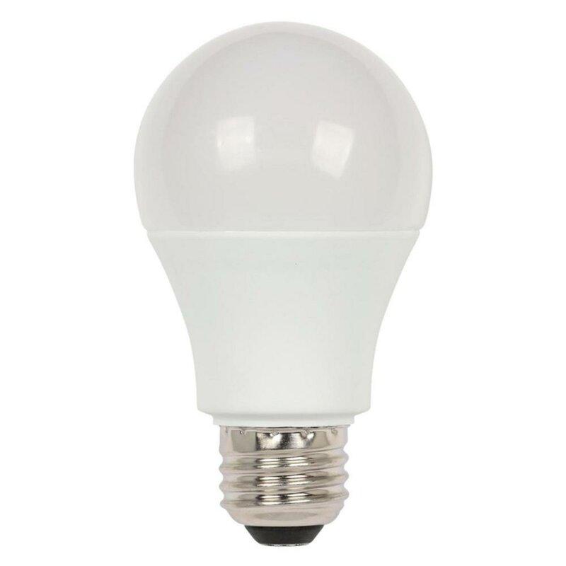 Westinghouse Lighting 100 Watt Equivalent A19 Led Non Dimmable Light Bulb Cool White 3000k E26 Medium Standard Base Wayfair