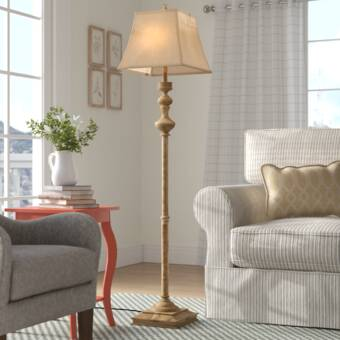 Three Posts Cambridgeshire 61 Floor Lamp Reviews Wayfair