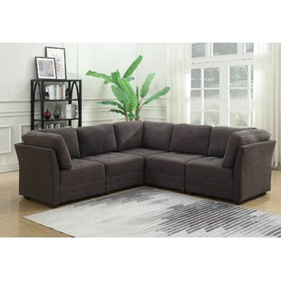 Hutcheson Modular 5 Piece Sectional