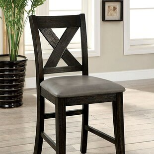 Keana Counter Height Dining Chair (Set of 2) Gracie Oaks