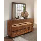 Boler 6 Drawer Double Dresser by Foundry Select
