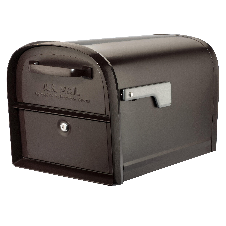 Oasis 360 Locking Post Mounted Mailbox
