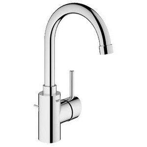 Concetto Single Handle Single Hole Bathroom Faucet