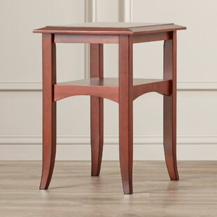 Great choice Levin End Table By Charlton Home