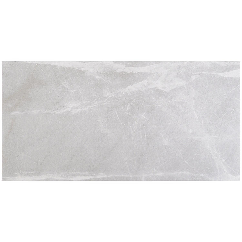 Ivy Hill Tile Selene Onyx 24 X 48 Porcelain Marble Look Wall Floor Tile Reviews Wayfair