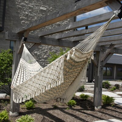 Connery Double Classic Hammock by Ebern Designs Coupon