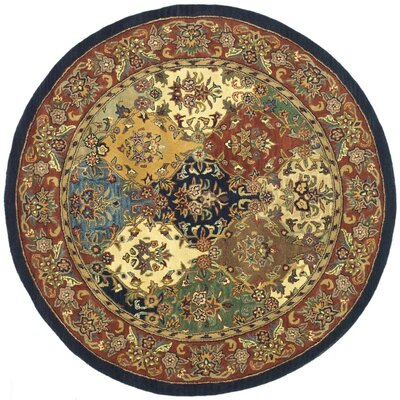 5 Amp 6 Red Round Rugs You Ll Love In 2019 Wayfair