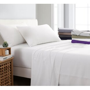 Cuevas Soft 1200 Thread Count Solid Sheet Set