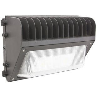 Reviews Chip on Board LED Outdoor Flush Mount By American Lighting LLC
