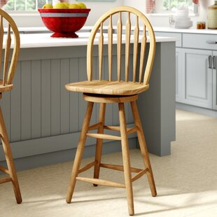 24 Swivel Bar Stool August Grove