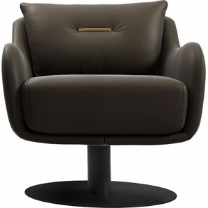 Platt Swivel Lounge Chair by Modloft