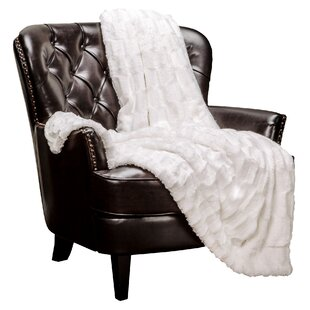 Britten Sherpa Faux Fur Throw