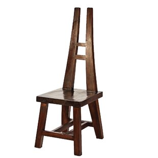 Oasis Solid Wood Dining Chair Ibolili