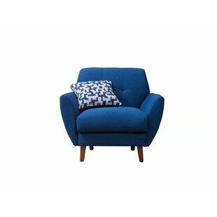 Heaton Linen Armchair