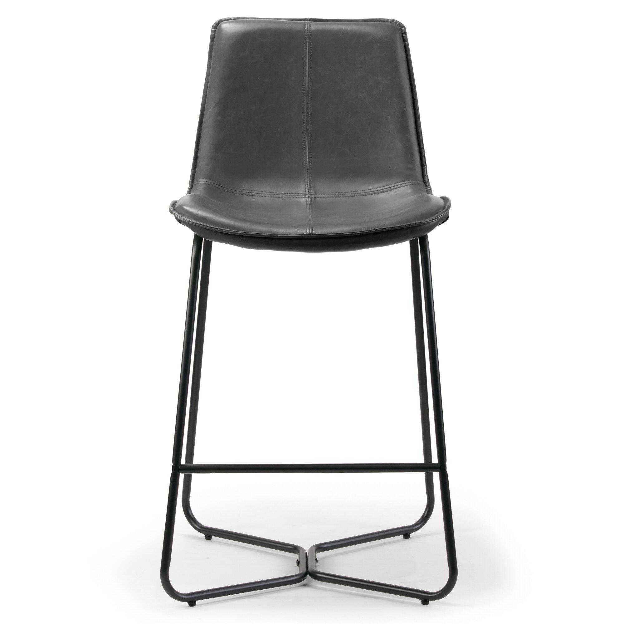 Miraculous Burke Counter Bar Stool Bralicious Painted Fabric Chair Ideas Braliciousco