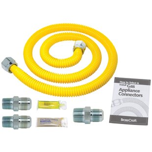 Gas Range Universal Installation Kit