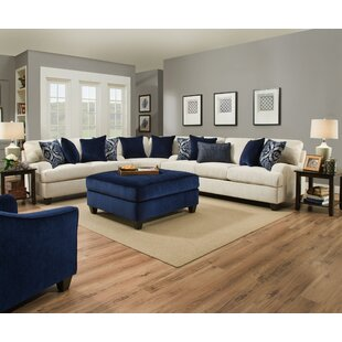 Hattiesburg Configurable Living Room Set by Three Posts