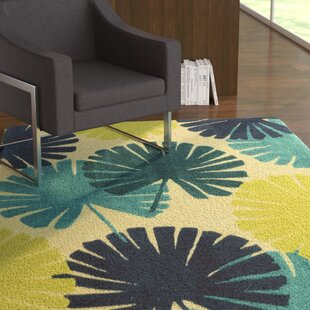 Bryce Hand-Tufted Blue/Green Area Rug