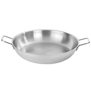 Resto 14.8-qt Stainless Steel Paella Pan