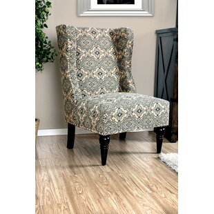 Compare prices Belcher Wingback Chair by Alcott Hill Reviews (2019) & Buyer's Guide