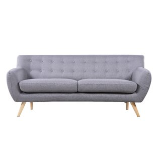 Best Price Milland Mid-Century Sofa by Langley Street Reviews (2019) & Buyer's Guide
