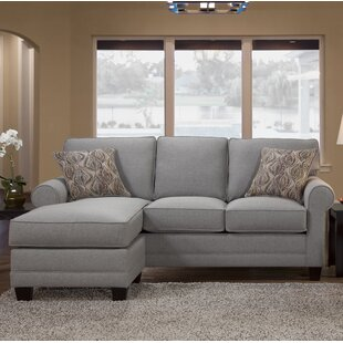 Ndayiseng Reversible Sectional by Winston Porter Best #1