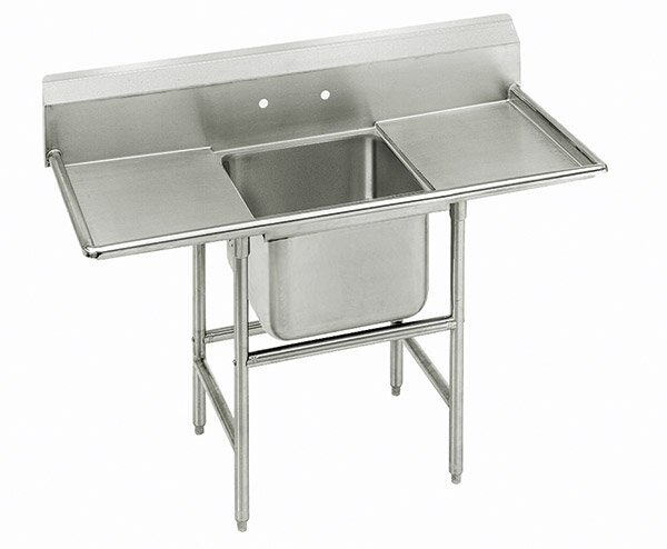 Advance Tabco 940 Series Free Standing Service Sink Wayfair