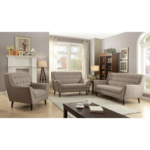 Top Reviews Giovanny Configurable Living Room Set by Corrigan Studio Reviews (2019) & Buyer's Guide