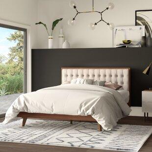 Elizabeth Street Upholstered Platform Bed