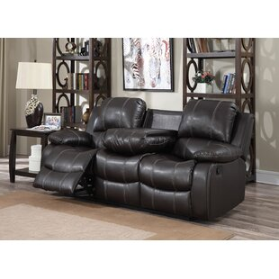 Best Reviews Girton 3 Seat Double Reclining Sofa by Red Barrel Studio