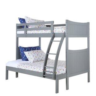 Candler Milan Convertible Twin Over Full Bunk Bed
