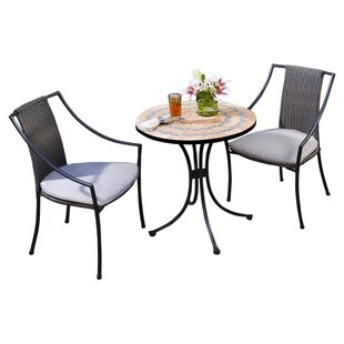 Severns Aluminum Bistro Set