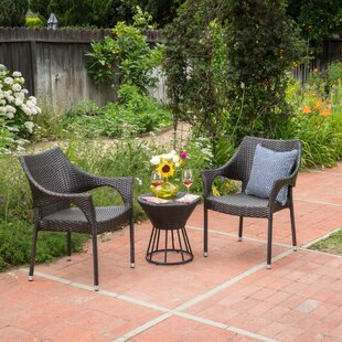Winsett 3 Piece Conversation Set