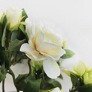 Artificial gardenia flowers wayfair quickview mightylinksfo