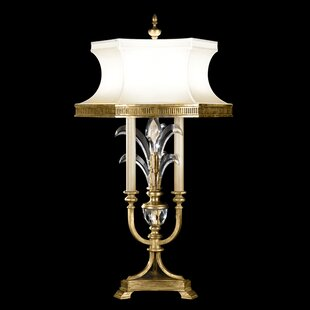 Beveled Arcs 34 Table Lamp