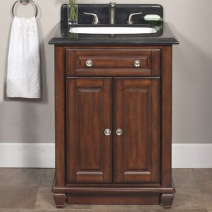 Ely 26 Single Bathroom Vanity Set By Lanza