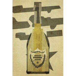 Dom Perignon Art Wayfair