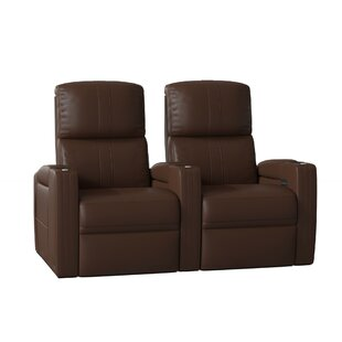 Flash HR Series Home Theater Row Seating Row of 2