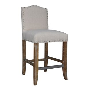Jonesport 40 Bar Stool by Rosecliff Heights