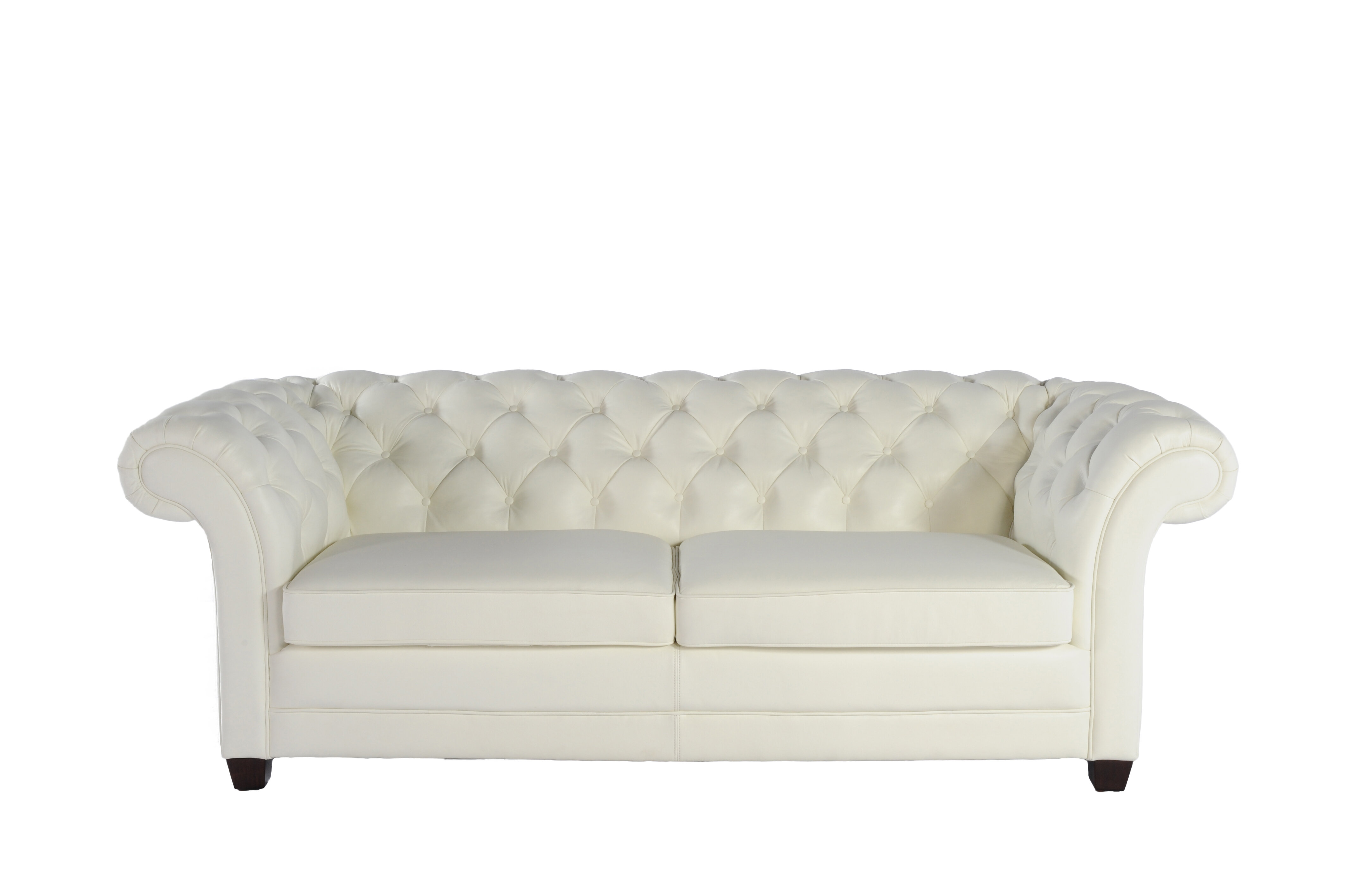 Bon Lazzaro Leather Leather Chesterfield Sofa U0026 Reviews | Wayfair