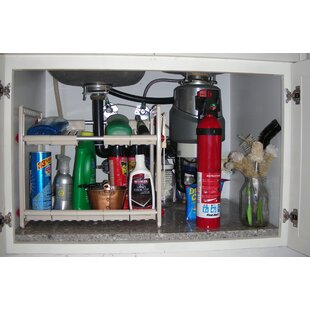 Under Sink Storage Shelf
