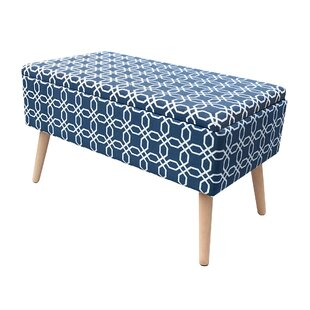 Valdez Upholstered Storage Bench