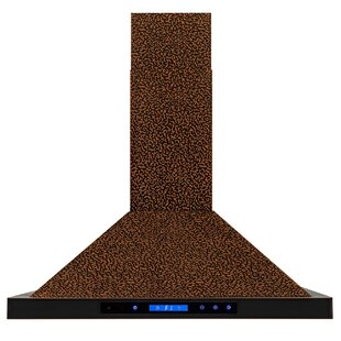 "30"" 600 CFM Convertible Wall Mount Range Hood"