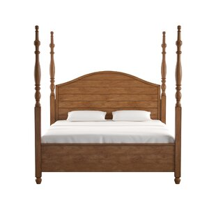Betts Four Poster Platform Storage Bed by Three Posts Top Reviews