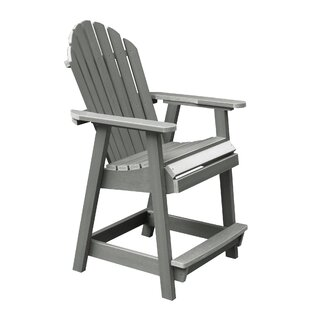 Deerpark Patio Dining Chair by Longshore Tides Herry Up