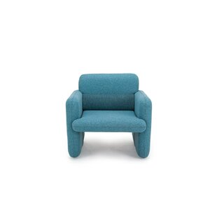 Namaka Woven Fabric Upholstered Armchair