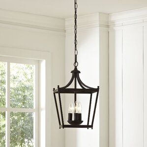 huntwood pendant - Foyer Chandeliers